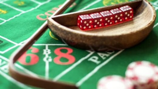craps gambling, the rules of craps, craps games, craps gambling